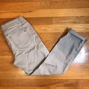 Jessica Simpson Roller Crop Skinny Jeans
